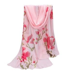 New! Scarft Floral